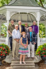 Hemingway Statue Dedication and Unveiling, downtown Petoskey - Sandra Lee Photography