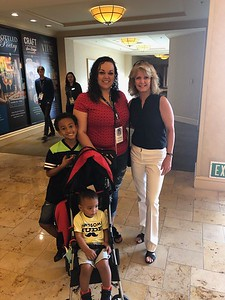 HFA 2019 21 Temesha Pollard and Laurie