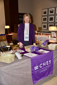Janet Brewer of CHES
