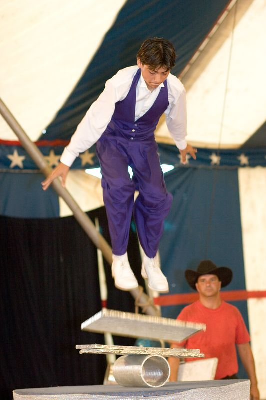 Hendricks Bros Family Circus, Stewartstown PA