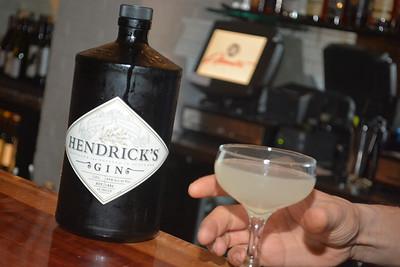 Hendrick's Gin Dinner November