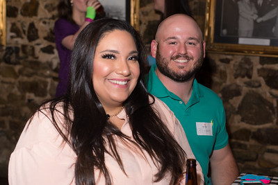 Rosie Valdez '10 and BJ Fogleman '10