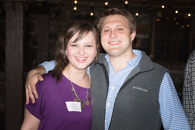 Michelle (Drilling) Eddington '10 and Grant Womack '13
