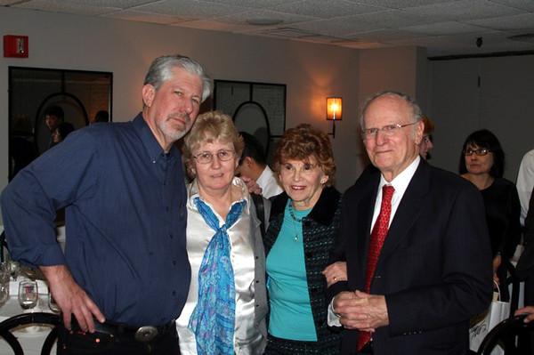 Steve, Hannah, Judith, Herb