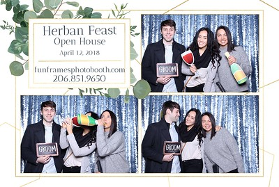 Herban Feast Open House 4.12.18