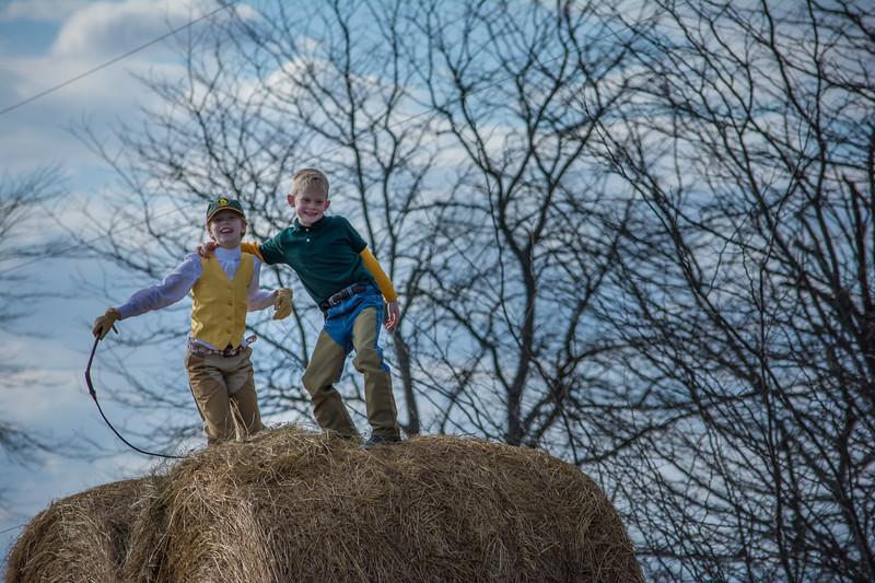 Herbst Farm, March 2018