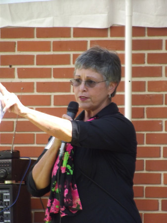 Marilyn Jones was instrumental in making Heritage Park and Gardens a reality.