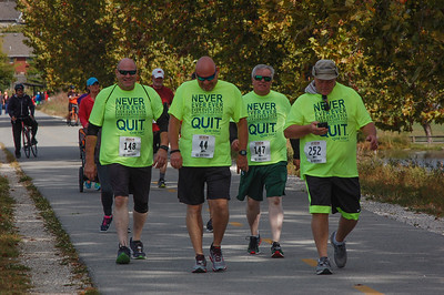 Runners and volunteers came out to honor and celebrate their heros while running 13.1 miles through Fayetteville.    Starting at Lewis & Clark, the Mayor, Miss Arkansas, Barre3, and a 9/11 Memorial Color Guard kicked off the race.  Runners from all backgrounds including firemen in gear, ran the entire 13.1 miles to the Walton Arts Center on Dickson Street cheered on by the many volunteers.  THESE PHOTOS ARE FREE, FOR PERSONAL USE ONLY, COURTESY OF RUSH RUNNING.