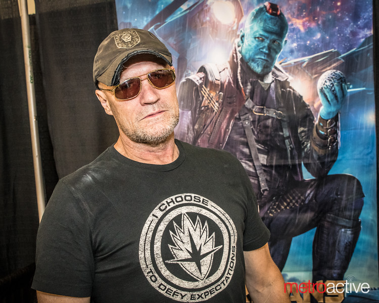 Michael Rooker (Guardians of the Galaxy)