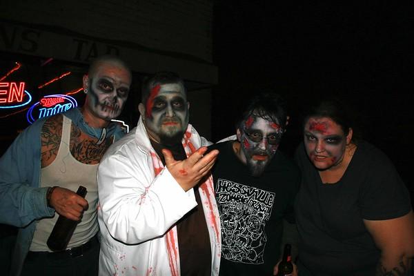 Hessville Zombie Crawl