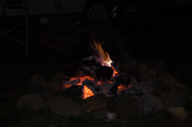 Campfire photos