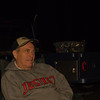 Dad by the camp fire
