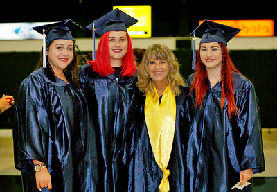 Palm Beach County Adult Education graduation at The South Florida Fairgrounds on Friday, May 19, 2017  Photo by Tim Stepien