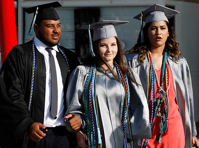 Royal Palm Beach High School graduation at The South Florida Fairgrounds on Monday, May 22, 2017  Photo by Tim Stepien