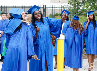 South Tech High School graduation at The South Florida Fairgrounds on Wednesday, May 24, 2017  Photo by Tim Stepien
