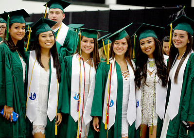 Suncoast Community High School graduation at The South Florida Fairgrounds on Wednesday, May 24, 2017  Photo by Tim Stepien