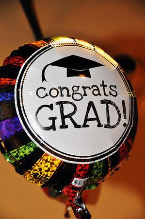 Congrats Grad Nicole