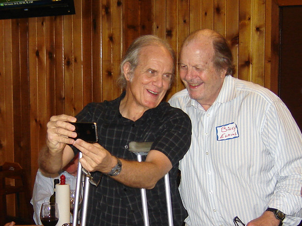 Milton Otto, Billy Elkins