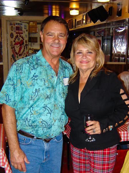 Jim Alexander, Pat Malone