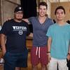 IMG_2596 Steven Santiago, Dan Pannone and Daniel Rivara