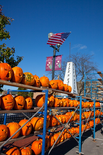 The Guiness Book of Records Great Highwood Pumpkin Festival