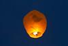 Sky Lantern Fest, Highwood, IL, 2012