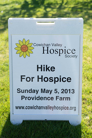 Hike for Hospice 2013