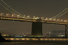 Picture 7 of  8 (panorama). San Francisco Bay Front (San Francisco-Oakland Bay bridge).<br><hr> Panorama (vue 7/8) Le pont San Francisco-Oakland.