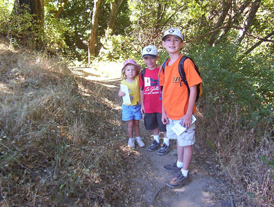 2003-07-03 Las Trampas Hike (East Ridge)
