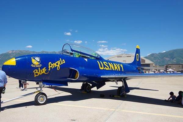 Hill AFB Air Show 2018