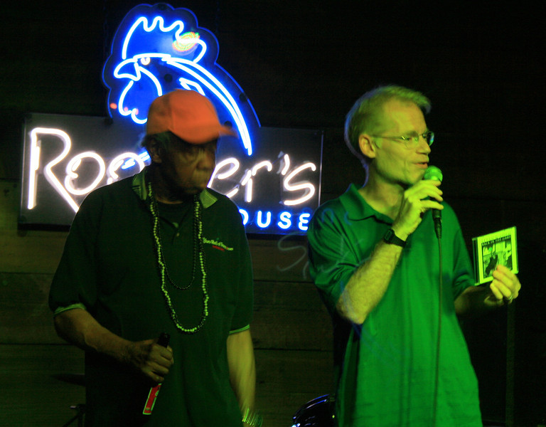 "Rooster's Blues House, Friday 5/20: Satan and Adam--""Back in the Game"" CD Release"