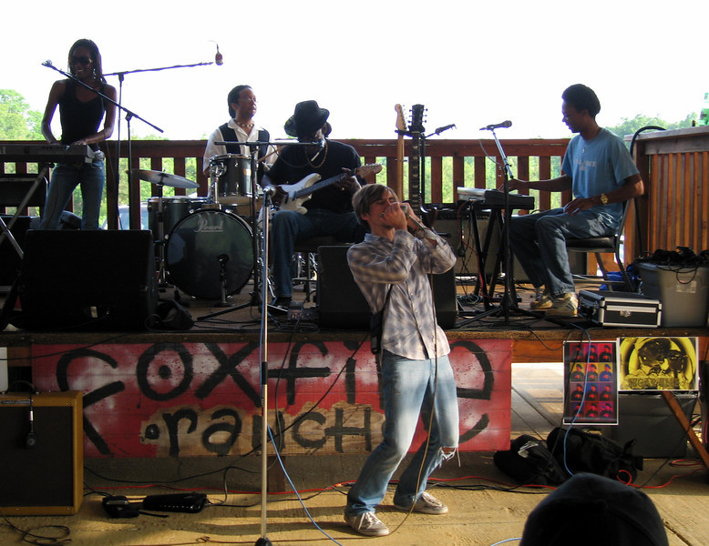 "HCH II, Sunday 5/22: Alex Paclin (""A-Pac"") and the Perry Family Band"