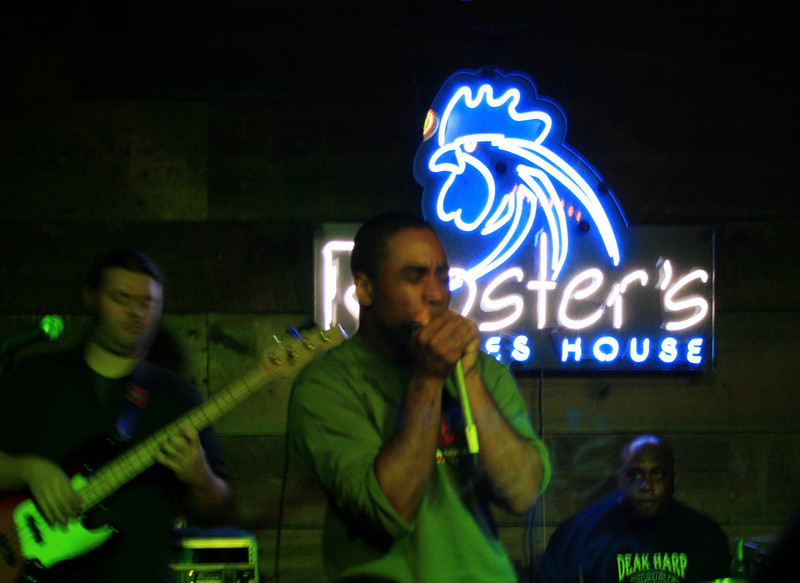Rooster's Blues House, Friday 5/20: Brandon Bailey
