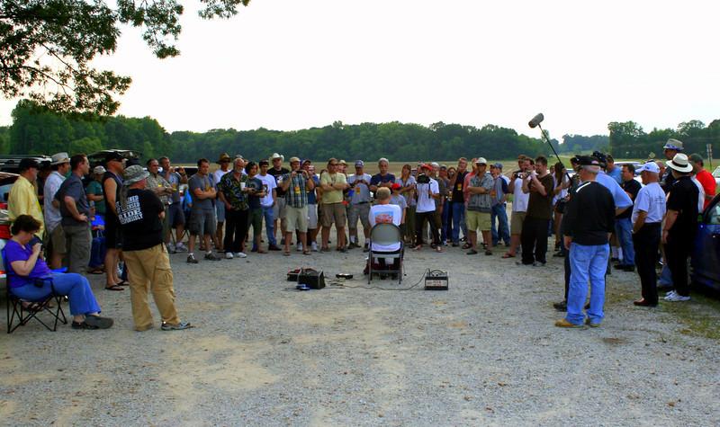 Crossroads Meetup, 5/20: Adam plays