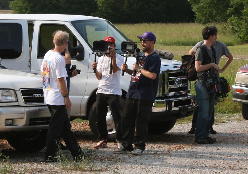 Crossroads Meetup, 5/20: Adam being interviewed