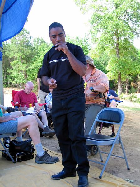 HCH II, Saturday 5/21: Brandon teaching