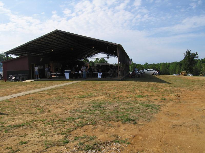 HCH II, Saturday 5/21: Main Pavilion