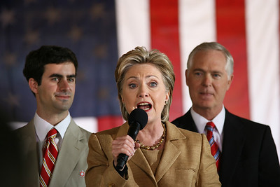 Hillary in High Point, NC, May 5, 2008