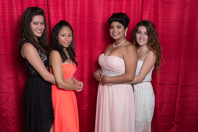 Hillsborough High School Prom-5827