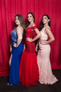 Hillsborough High School Prom-5834