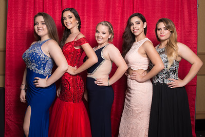 Hillsborough High School Prom-5838