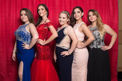 Hillsborough High School Prom-5837
