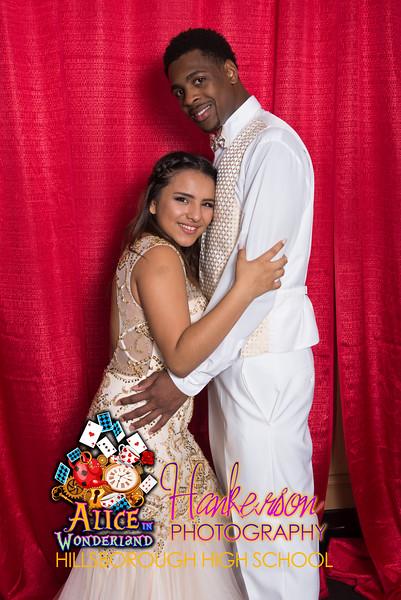 Hillsborough High School Prom-5997