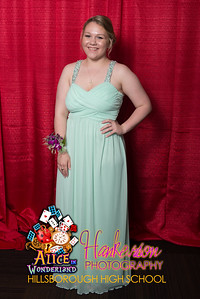 Hillsborough High School Prom-5813