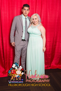 Hillsborough High School Prom-5954