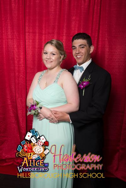 Hillsborough High School Prom-5811