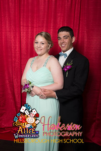 Hillsborough High School Prom-5811