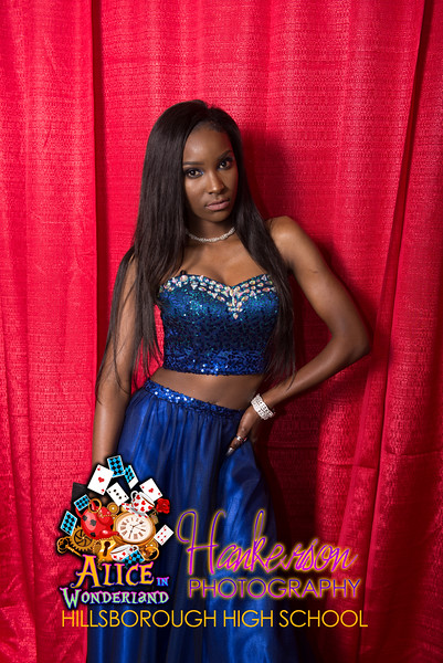 Hillsborough High School Prom-5935