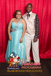 Hillsborough High School Prom-5885