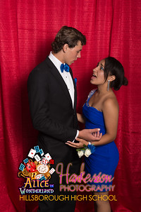 Hillsborough High School Prom-5824
